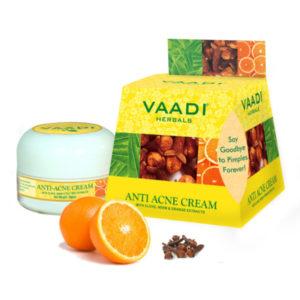 Anti Acne Cream Clove & Neem Extract (30 Gms)