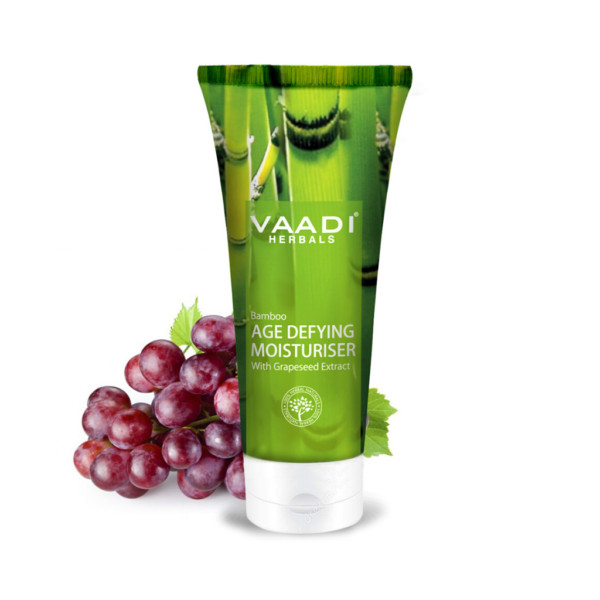 Bamboo Age Defying Moisturizer With Grapeseed Extract