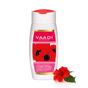 Corn Rose Conditioner With Hibiscus Extract