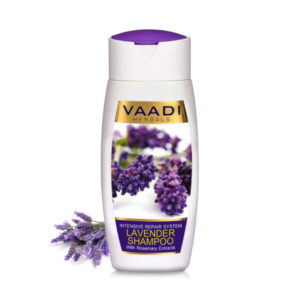 Lavender Shampoo With Rosemary Extract Intensive Repair System (110 Ml)
