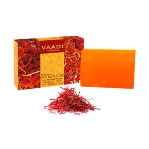 Luxurious Saffron Soap Skin Whitening Therapy