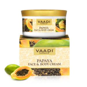 Papaya Face & Body Cream (150 Gms)