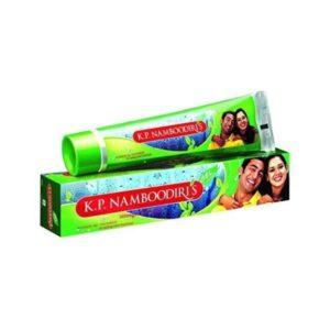 K.p. Namboodiri's Herbal Gel Toothpaste