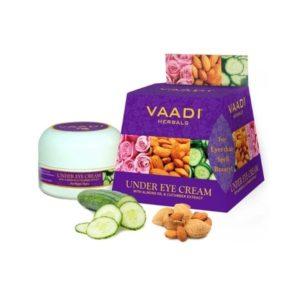Under Eye Cream Almond Oil & Cucumber Extract