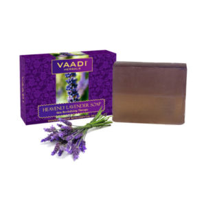Heavenly Lavender Soap With Rosemary Extract