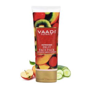 Refreshing Fruit Pack With Apple, Lemon & Cucumber