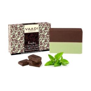 Tempting Chocolate & Mint Soap Deep Moisturising Therapy
