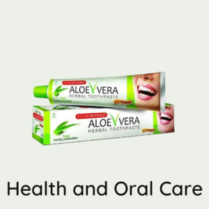 health and oral care