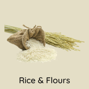 rice & flours